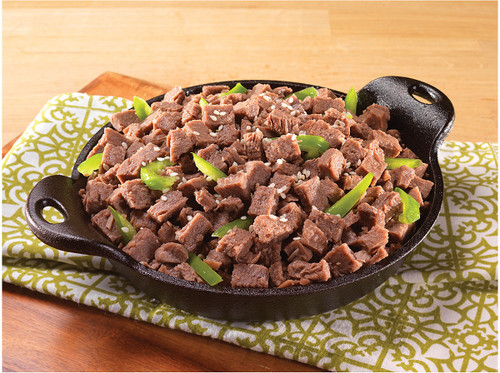 DICED BEEF CAN
