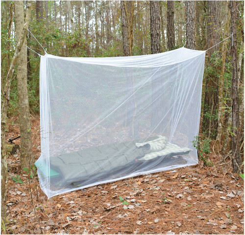 CAMP MOSQUITO NET SINGLE