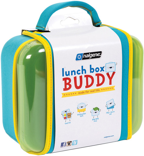 NALGENE LUNCH BOX BUDDY BLUE