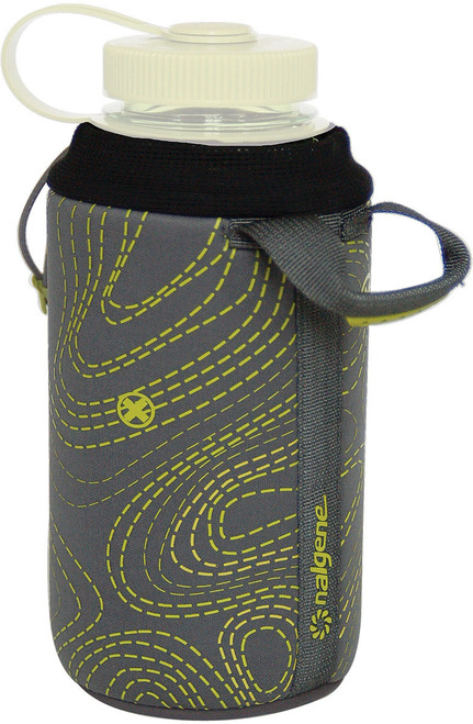 BOTTLE SLEEVE GRAY