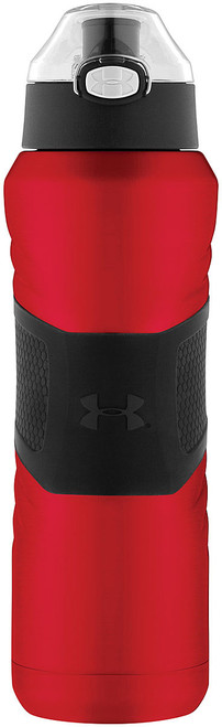 24OZ VACUUM BOTTLE MATTE RED