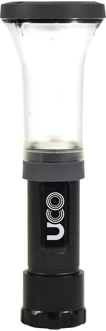 CLARUS LANTERN/FLASHLIGHT-BLK