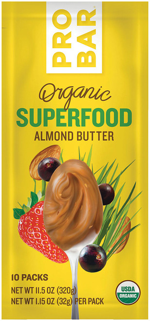 ORGANIC SUPERFOOD ALMON BUTTER