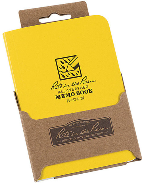 FIELD FLEX MEMO BOOK 3 1/2 X 5