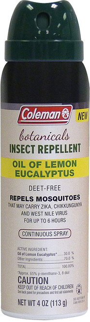 COLEMAN EUCALYPTUS 4 OZ SPRAY