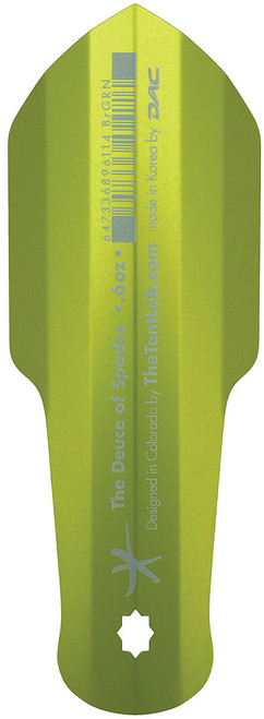 DEUCE OF SPADES TROWEL LIME