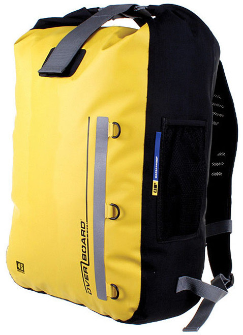 CLASSIC BACKPACK 45 L YELLOW
