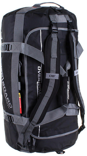 ADVENTURE DUFFEL 90 L BLACK