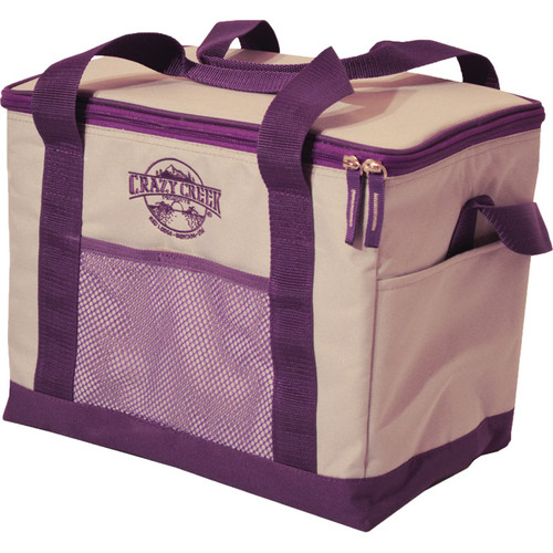 CRAZY COOLER 20L GREY/PLUM