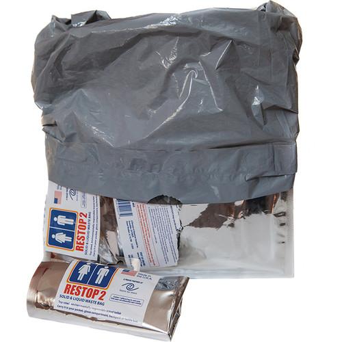 RESTOP 2 DISPOSABLE WASTE BAG