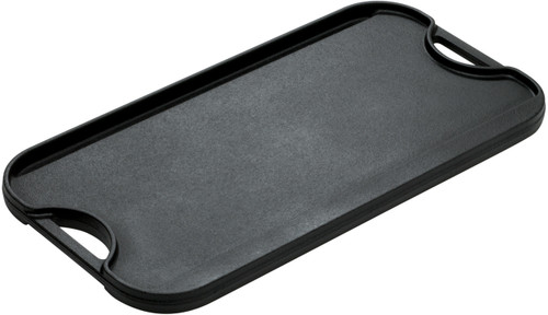 "10.44"" CAST IRON REV. GRIDDLE"