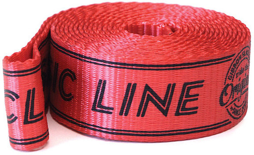 CLASSIC RED WEBBING