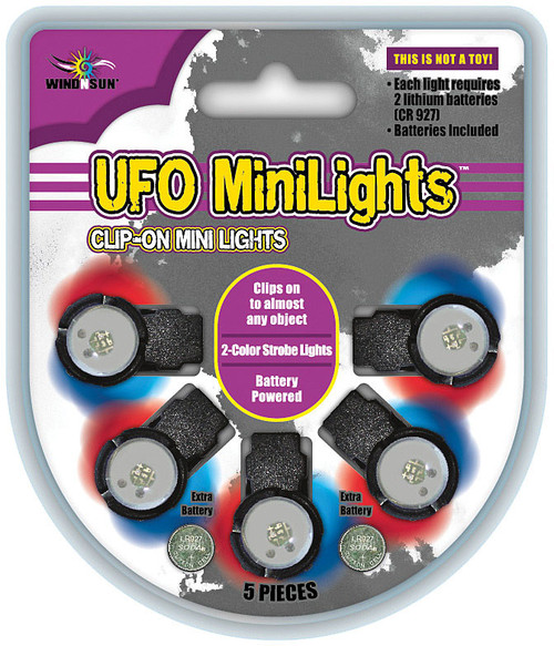 UFO MINI LIGHTS