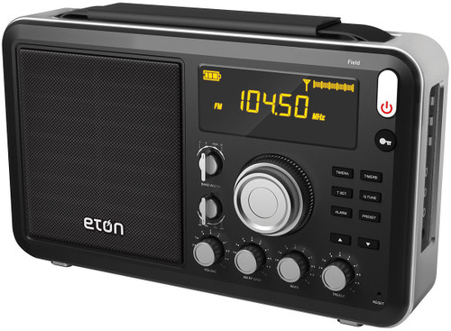 ETON FIELD SHORTWAVE RADIO