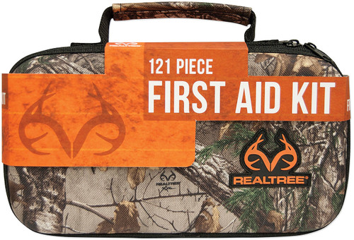 121 PC REALTREE HARSHELL KIT