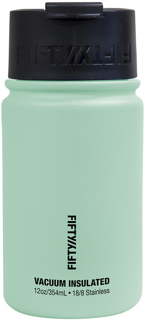 12OZ VAC INSUL FLIP TOP MINT