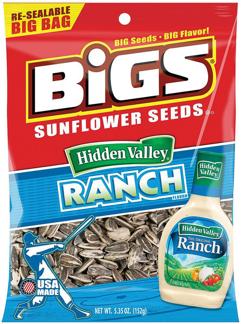 BIGS SUNFLOWER SEEDS RANCH