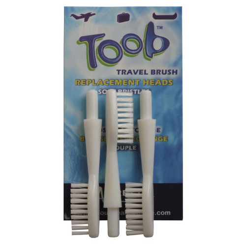 TOOB BRUSH REPLACE HEADS 2pk