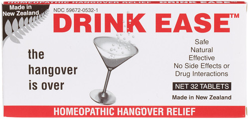 DRINK EASE HANGOVER RELIEF