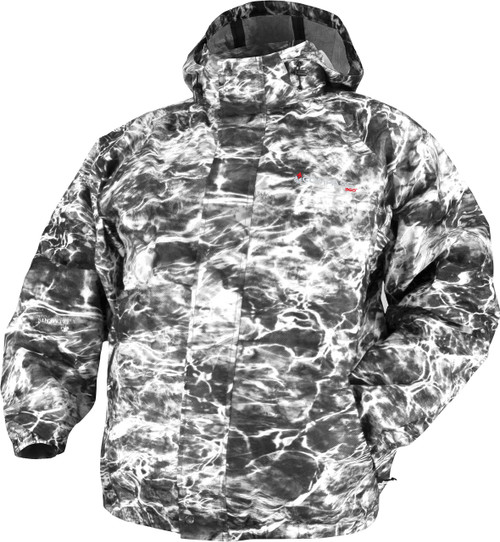 ADVANTAGE TEK JACKET GREY MD