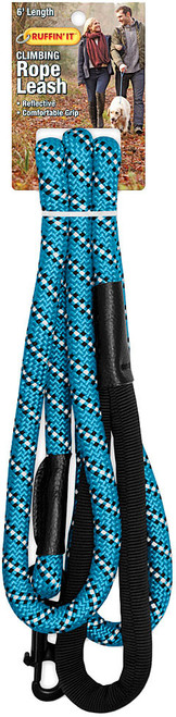 CLIMBING ROPE REFLECT LSH BLU