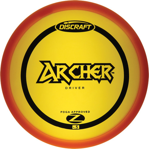 Z ARCHER FAIRWAY DRIVER
