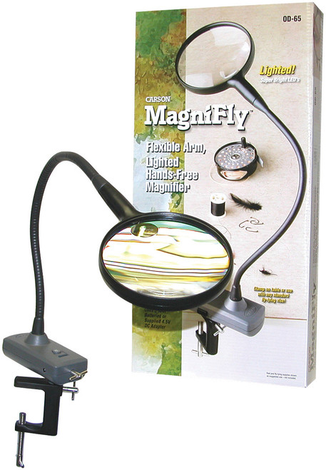 MAGNIFLY FLY TYING MAGNIFIER