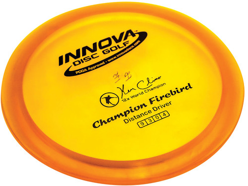 CHAMPION FIREBIRD DISTANCE