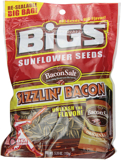 BIGS SUNFLOWER SEEDS BACON
