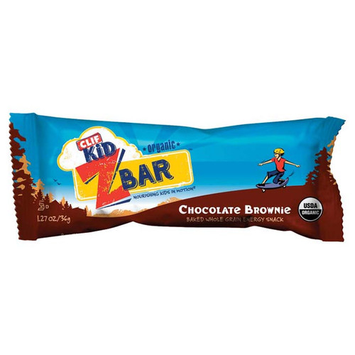 CLIF ZBaR CHOCOLATE BROWNIE