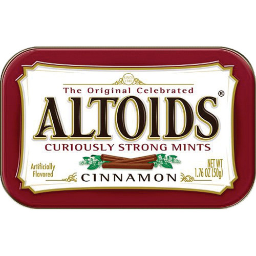 CINNAMON ALTOIDS 1.76 OZ