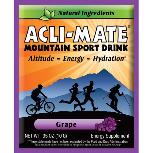 ACLI-MATE MTN GRAPE PACKET