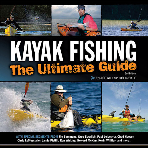 KAYAK FISHING:  THE ULT GD 2