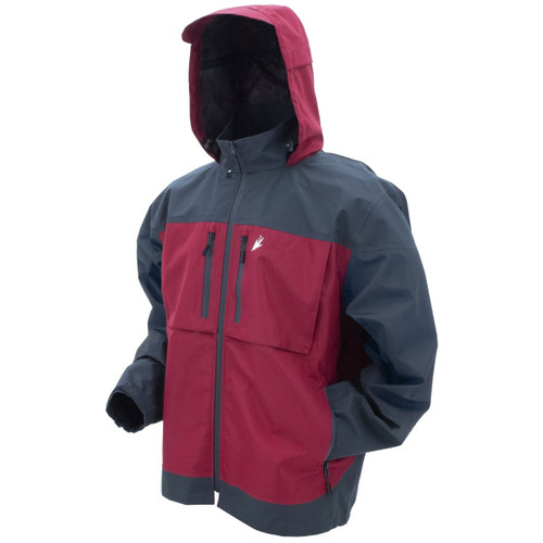 Frogg Toggs Anura HD Jacket Red Carbon Large