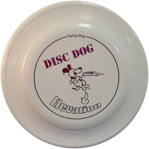 CHOMPER DOG DISC FLYING DOG