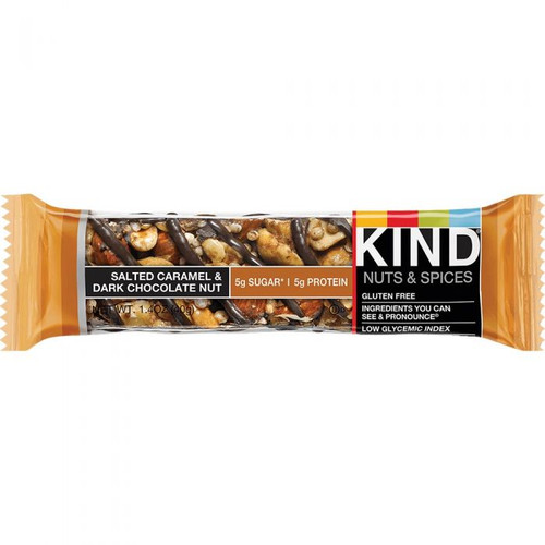 KIND SPICE S.CARM DRK.CHOC NUT