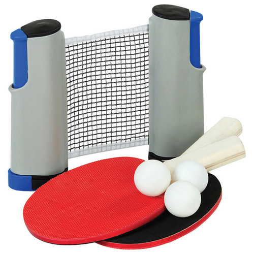 BACKPACK TABLE TENNIS SET