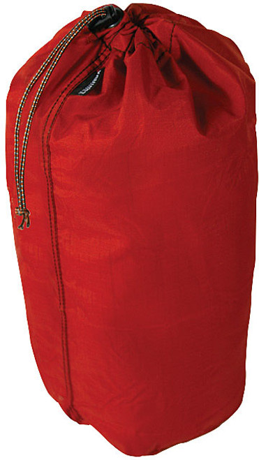 "BILBY STUFFSACK 12"" X 24"" RED"