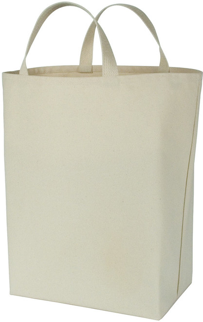 CANVAS GROCERY BAG - PLAIN