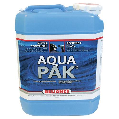 AQUA-PAK 2.5 GAL CONTAINER