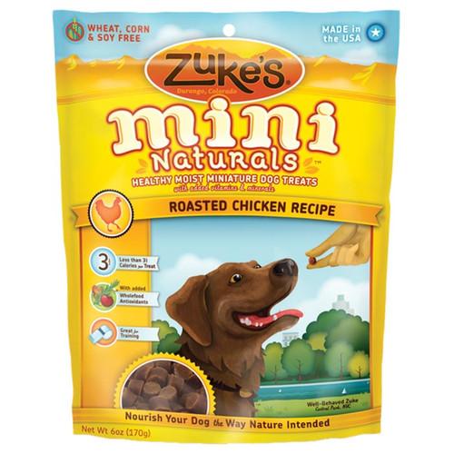 MINI NATURALS- CHICKEN 6 OZ