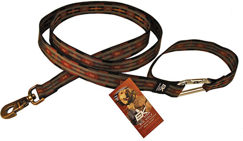BIG WOLF LEASH W/ CLIP APART H
