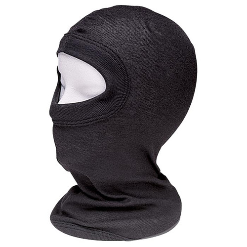 ADULT FLEECE BALACLAVA BLACK