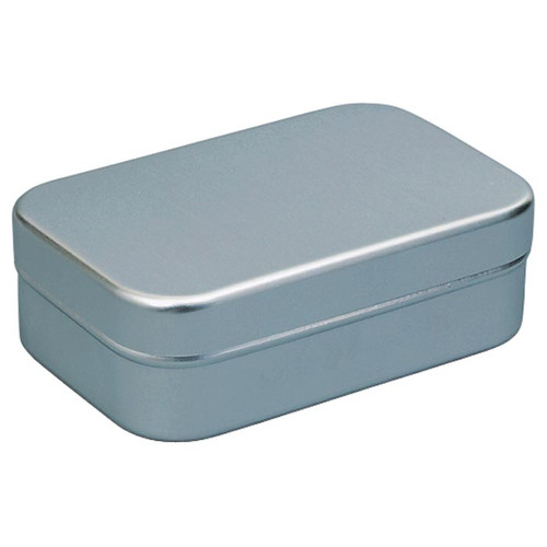 "MESS TIN ALUM 7.9""X 5.1""X 2.8"""