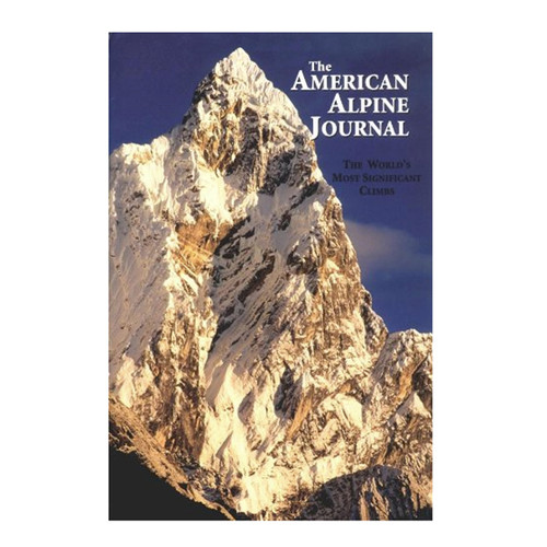 AMERICAN ALPINE JOURNAL 2004