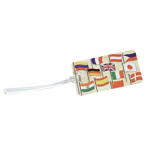 INTERNATIONAL FLAG TAG