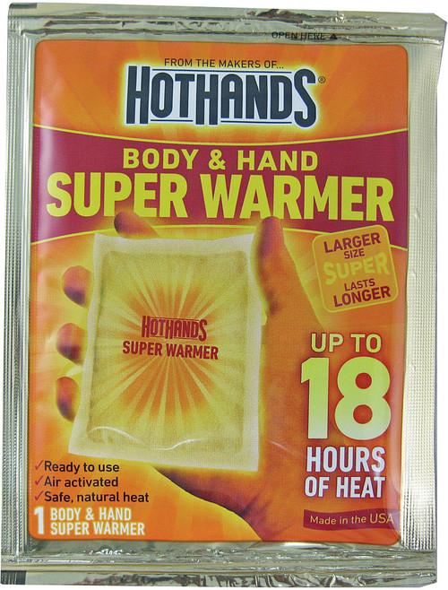 HOTHANDS BODY/HAND SUPERWARMER