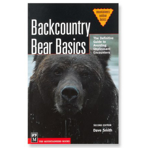 BACKCOUNTRY BEAR BASICS BOOK