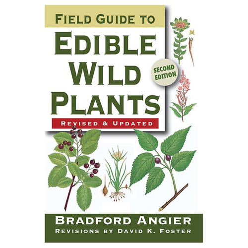 FIELD GUIDE EDIBLE WILD PLANTS