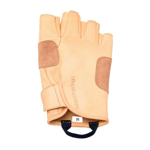 GRIPPY 3/4 LEATHER GLOVE M-9